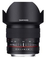 Samyang 10mm f/2,8 ED AS NCS CS pro Fuji X