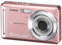 Casio EXILIM Z29 růžový + 2GB karta + pouzdro CASE30!