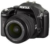 Pentax K2000 + 18-55 mm