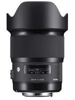 Sigma 20 mm f/1,4 DG HSM Art pro Nikon