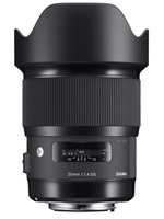 Sigma 20mm f/1,4 DG HSM Art pro Canon