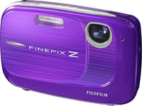 Fuji FinePix Z35 fialový