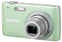 Pentax Optio P80 zelený