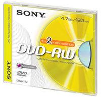 Sony DVD-RW 4,7GB
