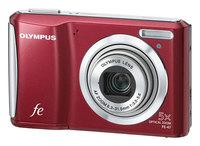 Olympus FE-47 červený