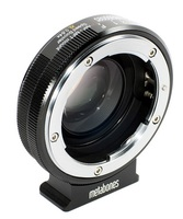 Metabones Speed Booster XL 0.64x z Nikon G na Micro 4/3