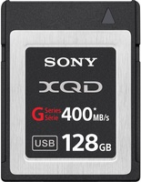 Sony XQD 128GB G serie