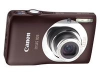 Canon IXUS 105 hnědý