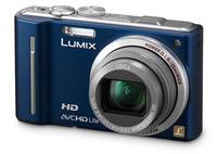 Panasonic Lumix DMC-TZ10 modrý