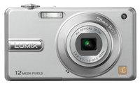 Panasonic Lumix DMC-F3 stříbrný