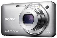 Sony CyberShot DSC-WX5 stříbrný