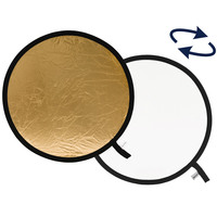 Lastolite Collapsible odrazná deska 50cm zlatá/bílá