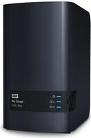 "Western Digital My Cloud EX2 Ultra 4TB (2x2TB), 3.5"" NAS, černý"