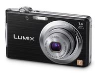 Panasonic Lumix DMC-FS16 černý