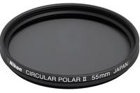 Nikon polarizační filtr C-PL II 55mm