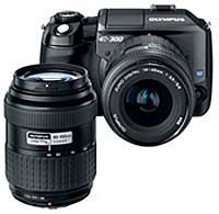 Olympus E-system E-300 Double Zoom Kit