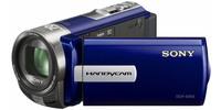 Sony DCR-SX65E modrá