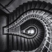 Architektura v černobílém