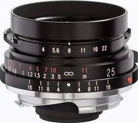 Voigtlander Color Skopar 25 mm f/4,0 pro M-bajonet