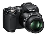 Nikon Coolpix L120 černý