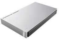 """LaCie Porsche Design Mobile 1TB HDD, 2.5"""" USB 3.0, hliníkový,"""