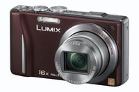 Panasonic Lumix DMC-TZ20 hnědý