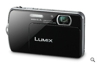 Panasonic Lumix DMC-FP5 černý