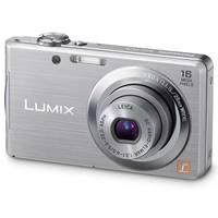 Panasonic Lumix DMC-FS18 stříbrný