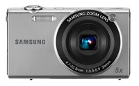 Samsung SH100 stříbrný