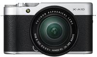 Fujifilm X-A10 + 16-50 mm II černý