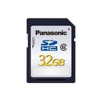 Panasonic SDHC 32 GB Class 6