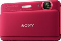 Sony CyberShot DSC-TX55 červený