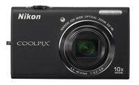 Nikon Coolpix S6200 černý