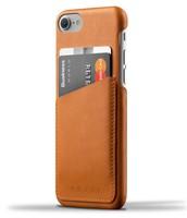 Mujjo kožené peněženkové pouzdro pro iPhone 8/7 Champagne