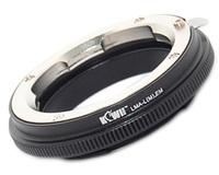 JJC adaptér z Leica M na Sony E