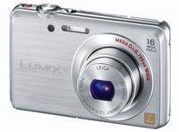 Panasonic Lumix DMC-FS45 stříbrný