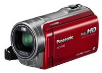 Panasonic HC-V500 červená