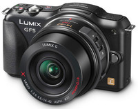Panasonic Lumix DMC-GF5 + PowerZoom 14-42 mm
