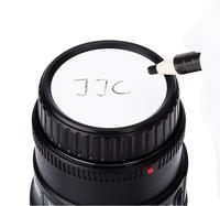 JJC popisovatelná zadní krytka objektivu pro Nikon F