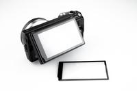 JJC ochranná folie LCD LCP-NEX5N pro Sony NEX a Alpha A5000-6300