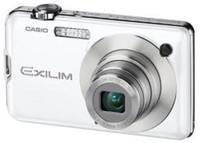 Casio EXILIM S10 bílý