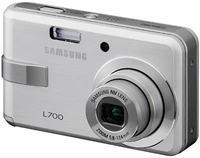 Samsung L700 stříbrný