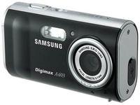 Samsung Digimax A403 černý