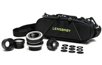 Lensbaby Portrait Kit pro Nikon
