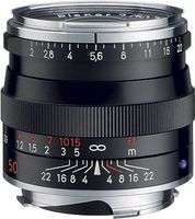 Zeiss Planar T* 50 mm f/2,0 ZM pro Leica