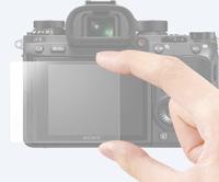 Sony ochranné sklo na displej LCS-LG1 pro A7 III