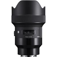 Sigma 14mm f/1,8 DG HSM Art pro Sony E