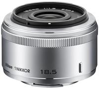 Nikon 1 18,5mm f/1,8 NIKKOR stříbrný