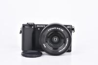 Sony Alpha A5000 + 16-50 mm černý bazar