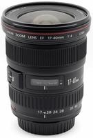 Canon EF 17-40mm f/4,0 L USM